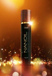 Nanoil - il miglior olio per capelli